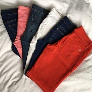 Celebrity Pink Stretch Skinny Jean Size 5 Bundle